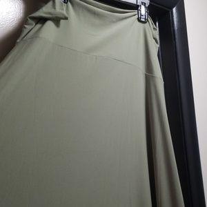Lularoe Maxi Skirt (XL)